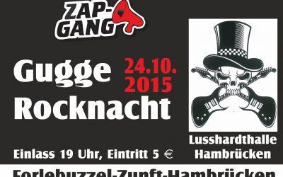 Gugge-Rock-Nacht 2015