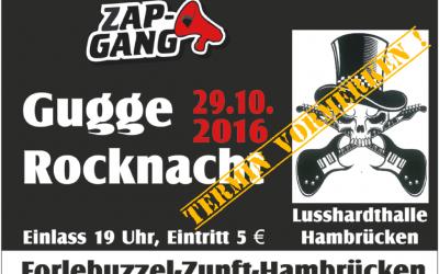 Gugge-Rock-Nacht 2016